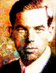 Young Joseph Campbell by D. R. Walton