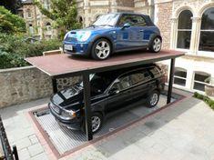 Cardock 8 Luxurious Hydraulic Underground Garage Parking