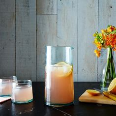 Give the gift of pretty vases. #moroccan #glass #gift #guide #food52
