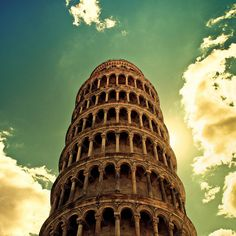 "eccellenze-italiane: """"Torre di Babele"" - [Pisa, Italia] [EXPLORED] by ~ AdriaN ~ on Flickr. """