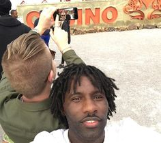 Pin for Later: 55 British Celebrities You Should Be Following on Instagram Wretch 32