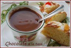 Chocolate a la taza # Cada Navidad se está convirtiendo más en tradición el tomar una taza de chocolate acompañada de unos churros para comenzar el primer día del año. Aunque bien es verdad que en estos últimos años no he ... »
