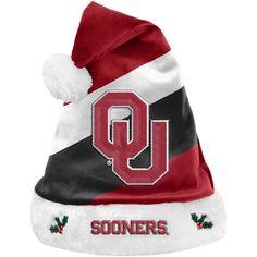 NCAA Oklahoma Sooners Hard Shell Glasses Case Black