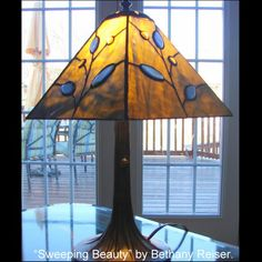 Custom Original Stained Glass Lamps.jpg provided by Laurel Leaf Gallery Franklin 37064