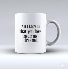 Sell Valentine Dreams And Love White Mug