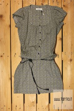 Tarita S/S 2013.   Sessùn, flower printed cotton dress.