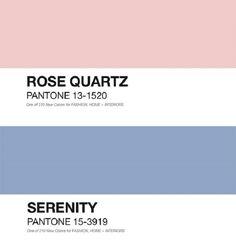 Rose Quartz e Serenity esmalte - Pesquisa Google