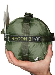 Elite Survival Systems Recon 3 Sleeping Bag, Olive Drab, 23 Degree Fahrenheit, -5 Degree Celsius - Ultimate Camping Gear