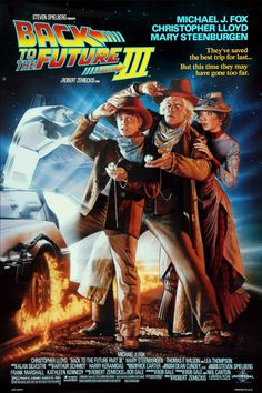 Back to the Future I, II & III: About these classic time travel movies, plus see the original trailers - Click Americana Marty Mcfly, The Future Movie, Back To The Future, Travel Movies, Time Travel, Science Fiction, Pulp Fiction, Michael J Fox, Bttf