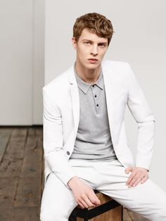 ZARA - #zaralookbook Man - Lookbook