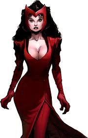 Resultado de imagen para scarlet witch