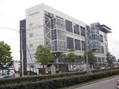 IMAX Bioscoop, tijdelijk TV-Rijnmond gehuisvestigd en nu gesloopt en plaats gemaakt voor Hotel Inntel.