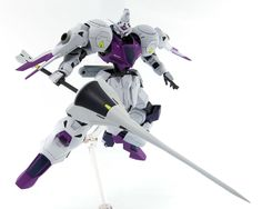 GUNDAM GUY: HG 1/144 Gundam Kimaris - Painted Build