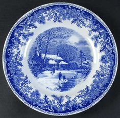 Replacements, Ltd. Search: Winter's Eve, Spode, Regimental shape