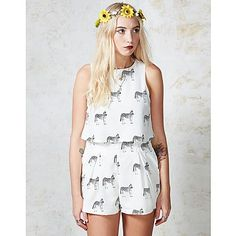 Hearts and Bows Zebra Playsuit Ark Clothing, Short Playsuit, Stationery Items, Online Marketing, Hearts, Rompers, Bows, Day, Monochrome