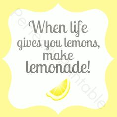 53 Best When Life Gives You Lemons Images Lemon Funny