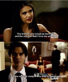 Katharine and Damon