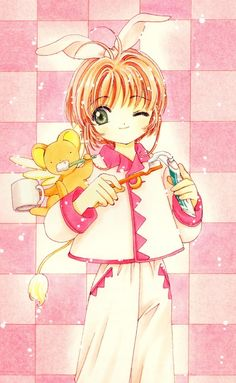 Sakura & Kero, Sakura Card Captor