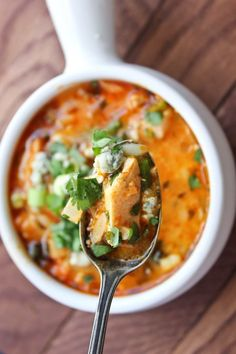 Paleo Buffalo Chicken Soup Recipe-Yummy and Healthy Paleo Diet Recipes
