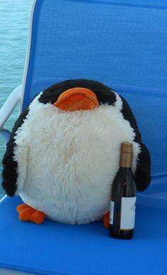 Squishable penguin!
