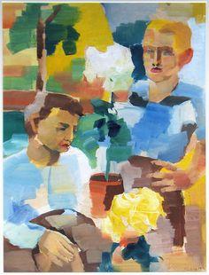 Werke | Ludwig Museum Ludwig, Museum, Instagram, Painting, Art, Idea Paint, Art Ideas, Painting Art, Paintings