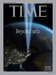 Ten years ago, artists Julian LaVerdiere and Paul Myoda worked in a studio space on the floor of the World Trade Center's north tower. World Trade Center, We Remember, Always Remember, 9 11 Anniversary, Art Magazin, Time Magazine, Magazine Covers, Sneak Attack, We Will Never Forget