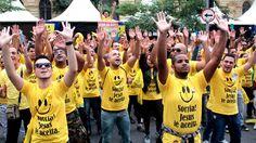 Orgulho ! ;-) Homorrealidade: Os evangélicos que preferem a Parada Gay à Marcha ...