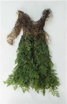 "Catherine Latson, ""Fern Dress"""