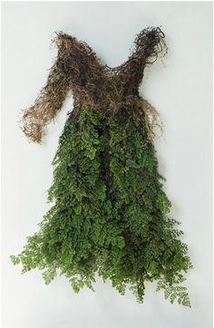 "Catherine Latson, ""Fern Dress"""