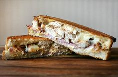 Cordon Blue - Check out Grilled Cheese & Co. at Decanter this weekend!