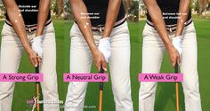 Golf Fundamentals: Get a Good Grip | Golfzing
