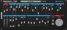 ReDominator Polyphonic Synthesizer Rack Extension For Reason By AudioRealism