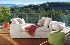 Sunbrella:  - Hillside Retreat