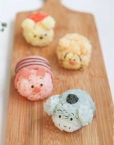 Omg this look too cute to eat.