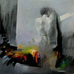 """Saatchi Art Artist Constantin Tanislav; Painting, """"Body II"""" #art"""