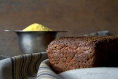 Chleb Wojenny - razowy żytnio-jaglany