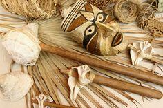 Calusa indian tools