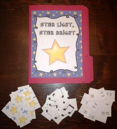 File Folder Games for an Elementary Music Class - Awesome centers work or for individual practice