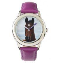 Big_Brown_Horse,_Wrist_Watch. Wrist Watch