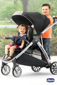 Reviews of umbrella, jogger, and tandem double strollers for twins ...