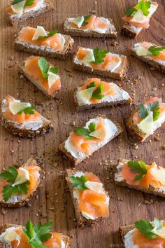Easy Smoked Salmon Bites – Dan330