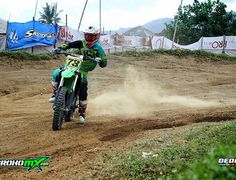 Nugroho motocross training