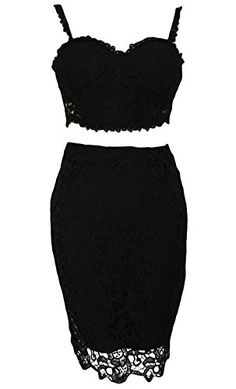 ZLMDS Women's Stylish Fomal Night Club Cocktail Party Lace Lined Bandage Dress | Night Whisper