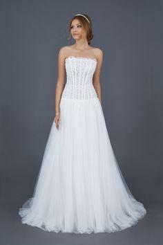 Style - TEXAS abito da sposa Emè 2016