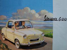 VESPA 400 (1958)