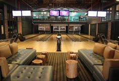bowling alleys thrillist-The 10 swankiest, tastiest, booziest bowling alleys in America