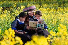 Mù Cang Chải mùa nước đổ Vietmountain travel