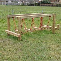 Fun DIY Playground Ideas 024