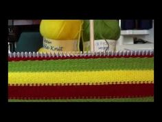 This video describes an easy way to shape garments when machine knitting - this technique is how Kamalini got her standing ovation at the university of machi...