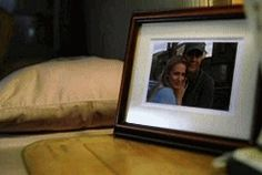 [gif] Winchester Family Photos - John and Mary #Supernatural